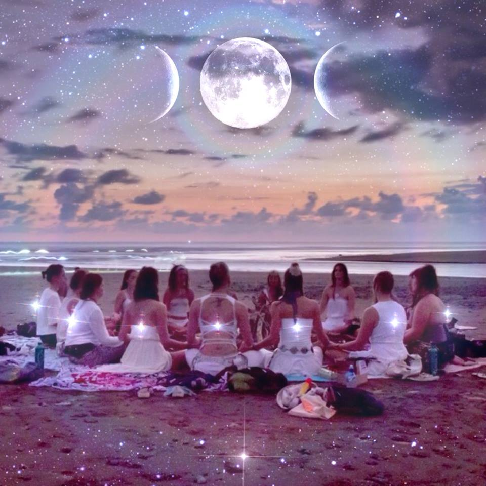 Círculo de Mulheres – Guardiãs de Gaia
